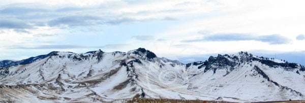 Mountains of Hardy Creek