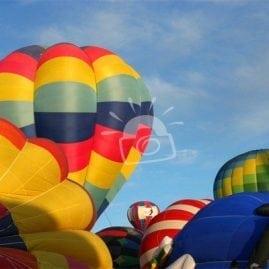 Morning Ballooning