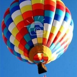 Beneath the Balloon