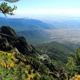 La Luz Trail View