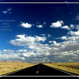 The Loneliest Road in America and Quote
