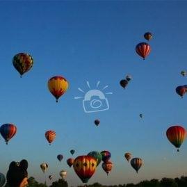 Ballooning Sky