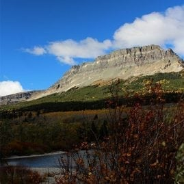 East Flattop Mountain