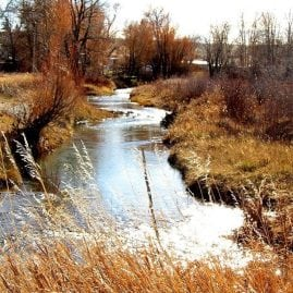 Dupuyer Creek