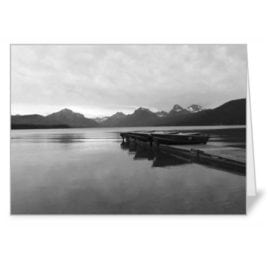 B&W GNP Dock – 5×7 Card