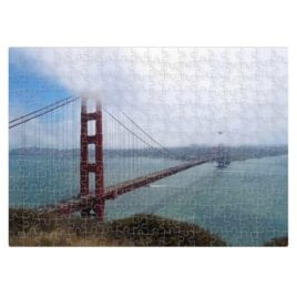 Golden Gate – 252 pieces puzzle